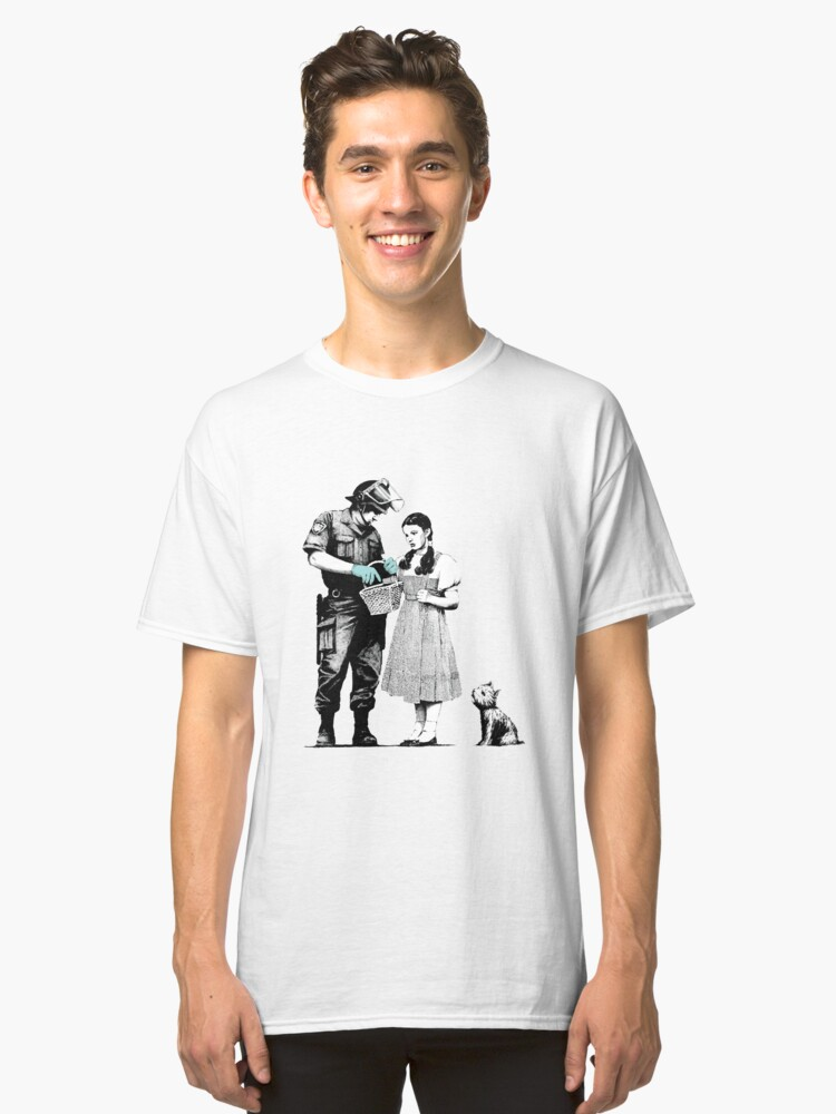 Dorothy  Classic T-Shirt Front