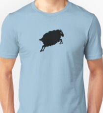 Angry Animals: Sheep Slim Fit T-Shirt
