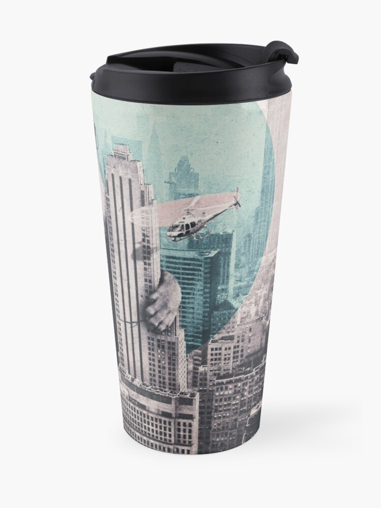 Alternate view of DJ Travel Mug