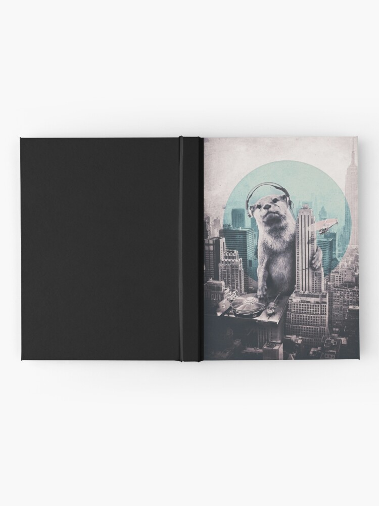 Alternate view of DJ Hardcover Journal