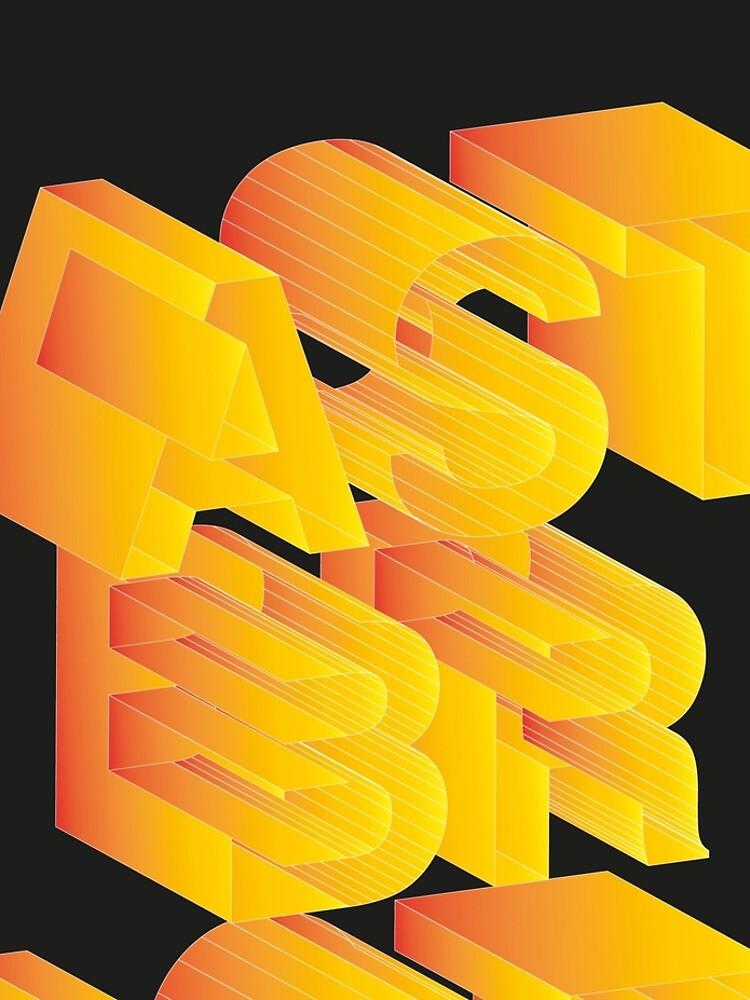 Astbract by HenryFaulkner