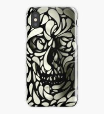 Skull 4 iPhone XS Case