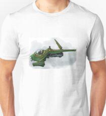 Singleship in atmosphere Unisex T-Shirt