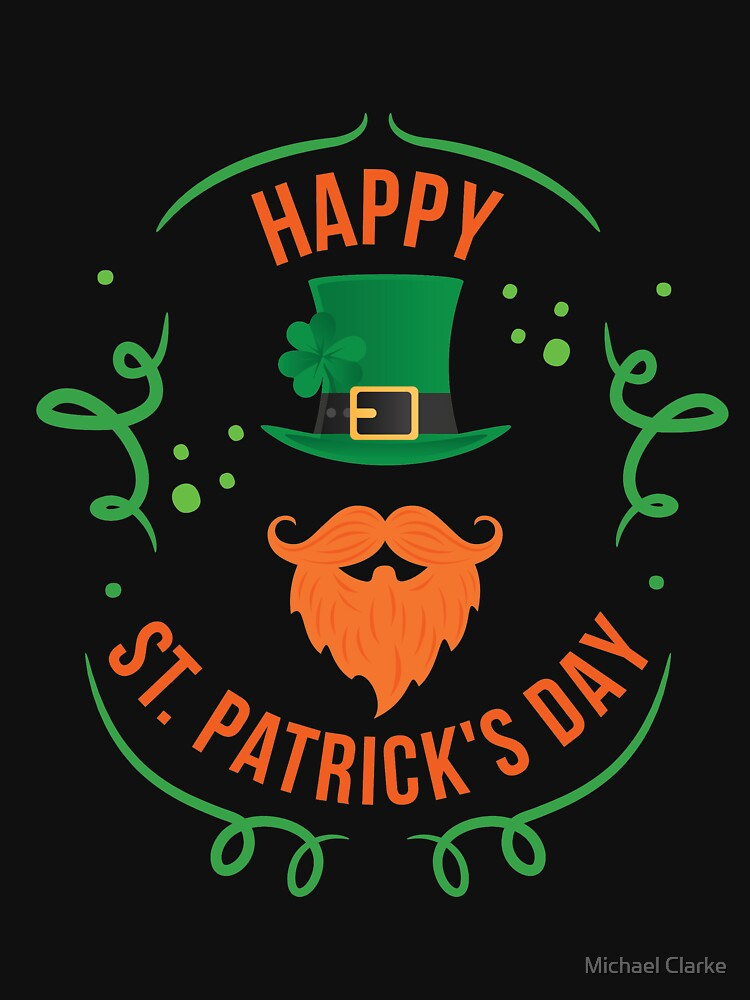 Funny Happy St Patricks Day Leprechaun by Mikeyy109