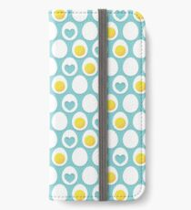 Eggs and hearts iPhone Wallet/Case/Skin