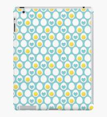 Eggs and hearts iPad Case/Skin