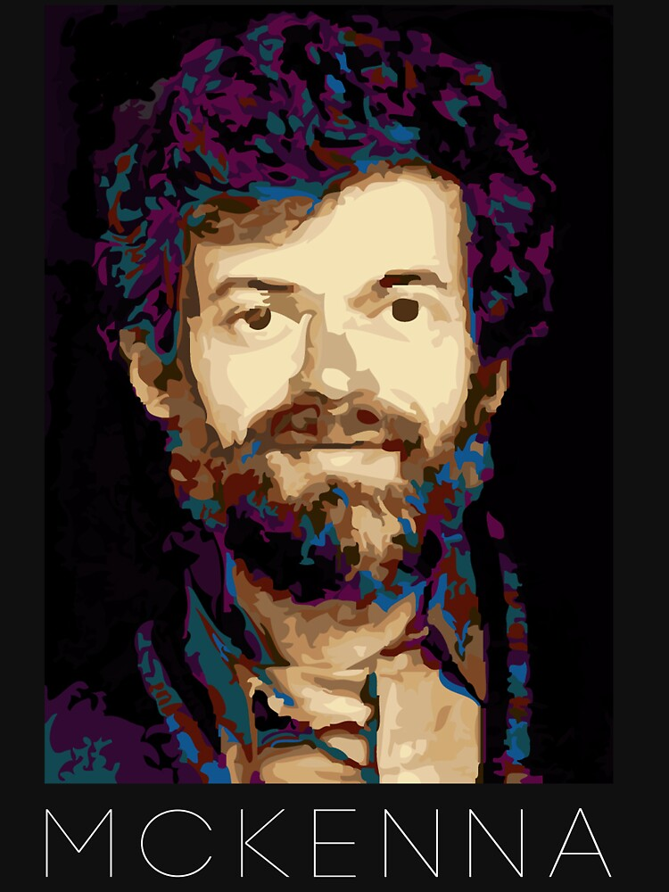Terence Mckenna by jeastphoto