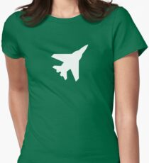 jet Women's Fitted T-Shirt