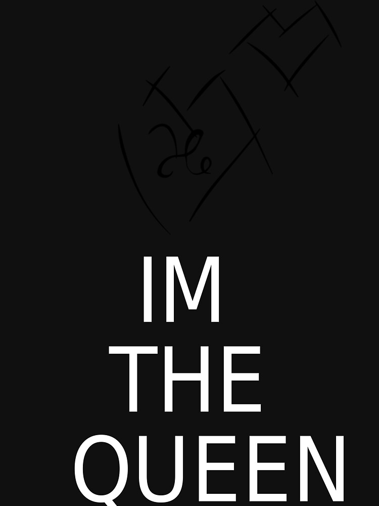 In the Queen Gift T-Shirt by Boogshirt