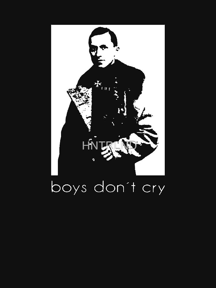 boys do not cry by HNTRLND