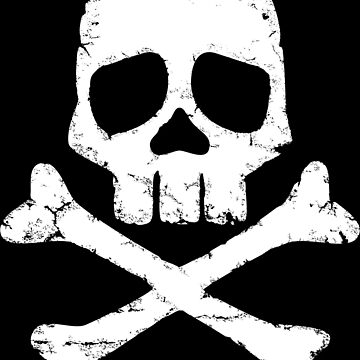 Captain Harlock's Jolly Roger by FbsArts