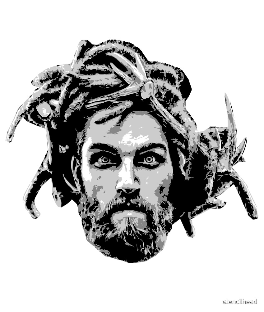 Wild Dreadlock by stencilhead