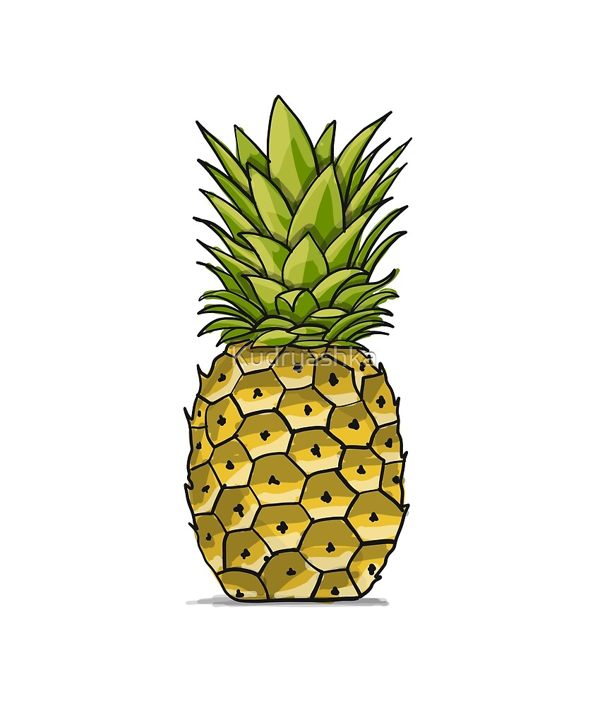 Pineapple by Kudryashka