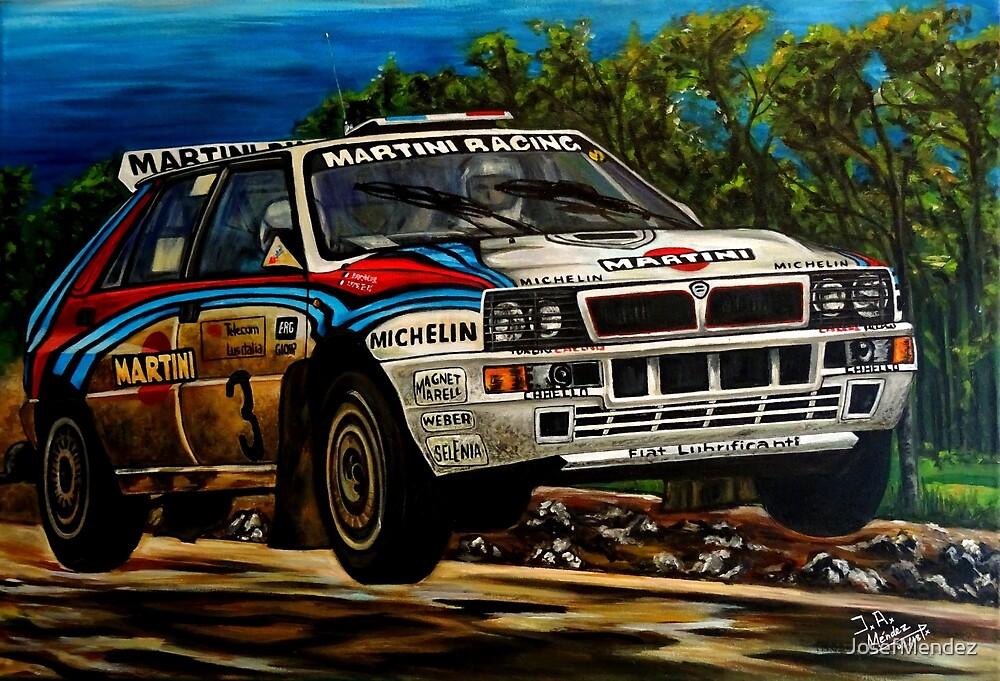 Lancia Delta by JosefMendez
