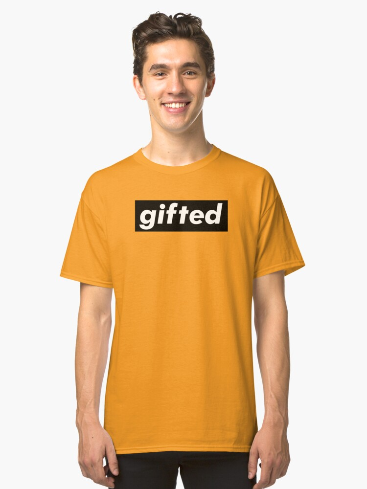 Gifted Classic T-Shirt Front