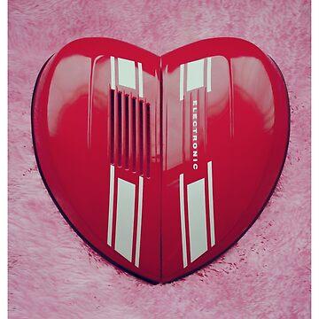 Vespa Valentine  by redstar5