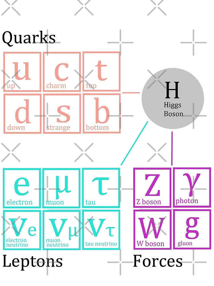 The Standard Model of Particle Physics - Science by RandomElement