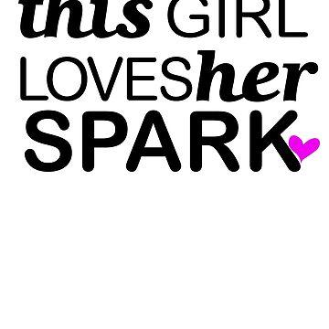 This Girl Loves Her Spark Fitness Bodybuilding by minou24