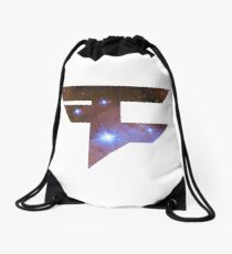 Faze space Drawstring Bag
