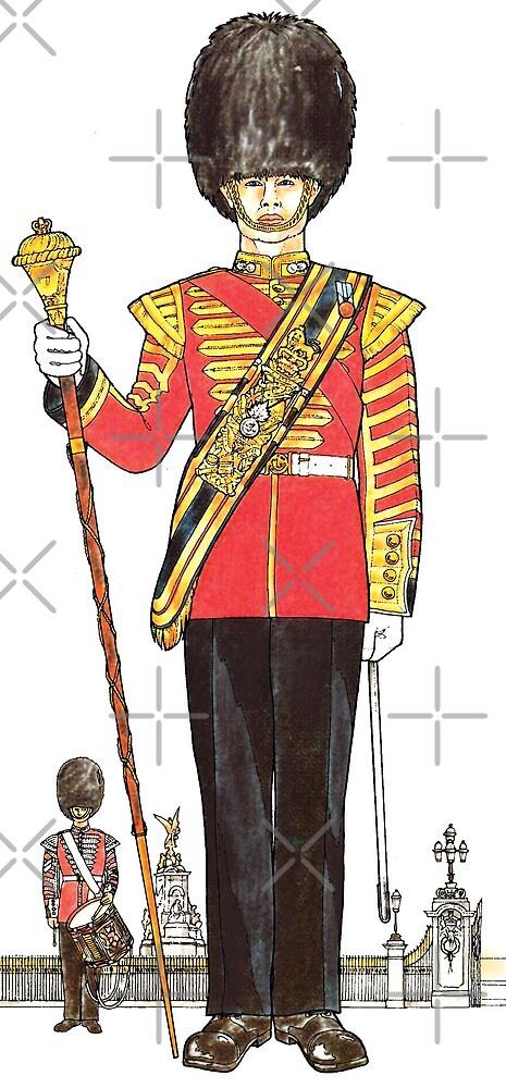 Grenadier Guard by David Roland