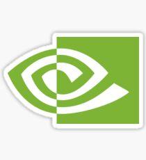 Nvidia Sticker