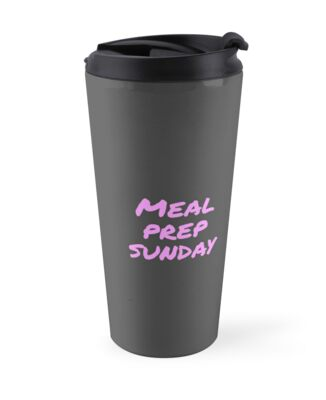 Meal Prep Sunday Mug by mealprepplan