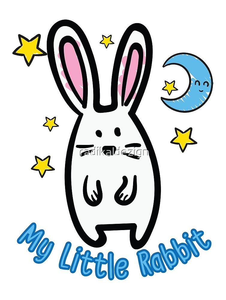 Little Rabbit by radikaldezign
