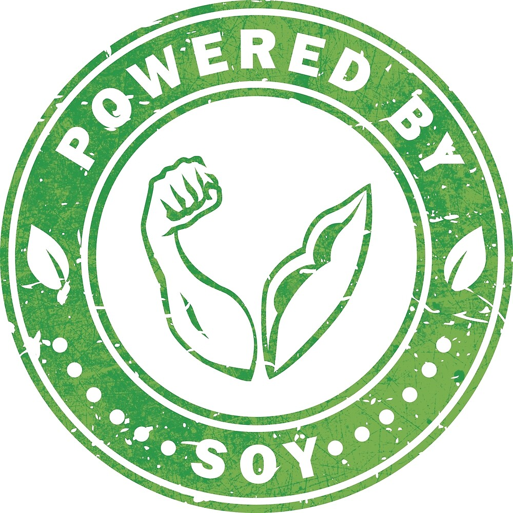 Powered by Soy by sagi-r