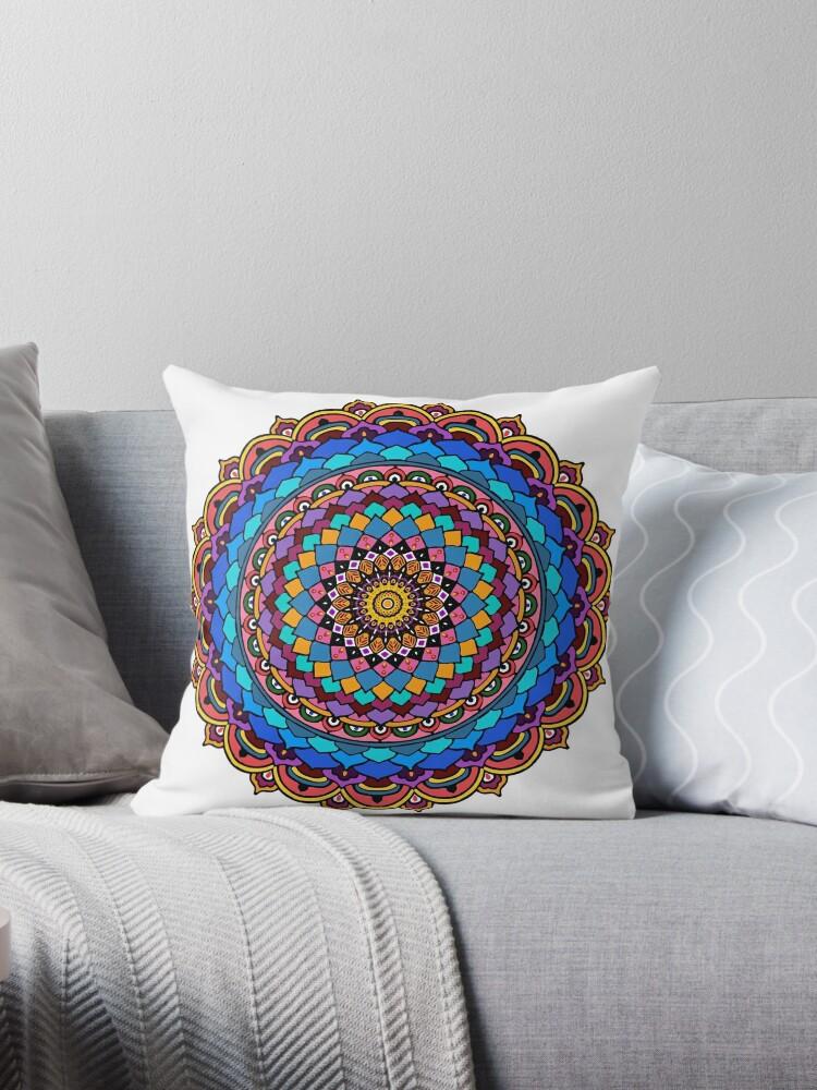 Mandala Pattern by Meenakshi Shrivastava