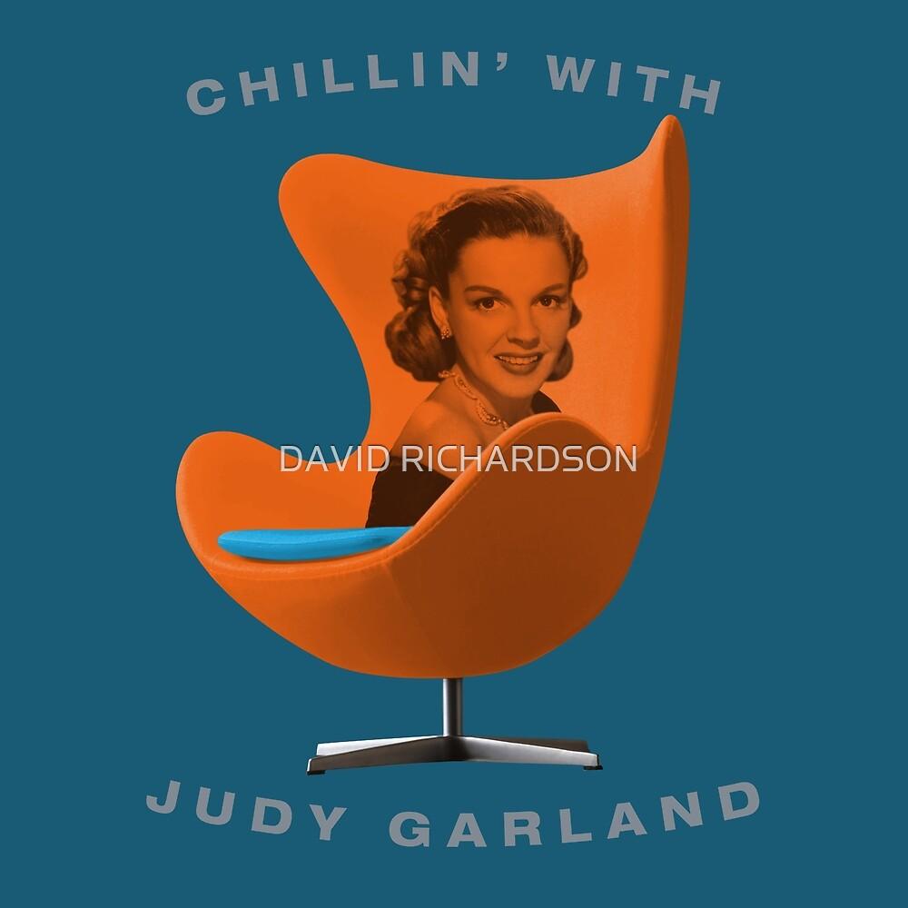 Chillin' With Judy Garland by DAVID RICHARDSON