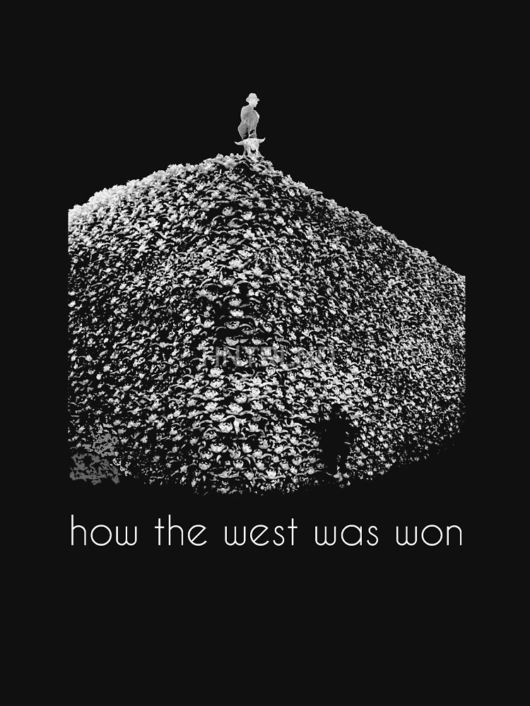 how the west what won by HNTRLND