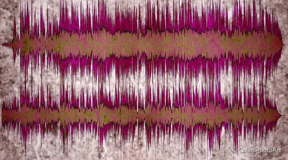 Yesterday Soundwave by ColinsPhotoArt