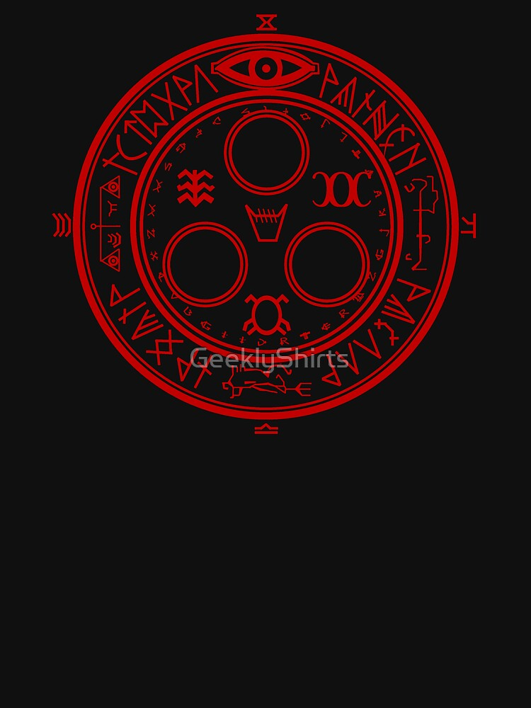 THE MARKED ONES - 0216 by GeeklyShirts