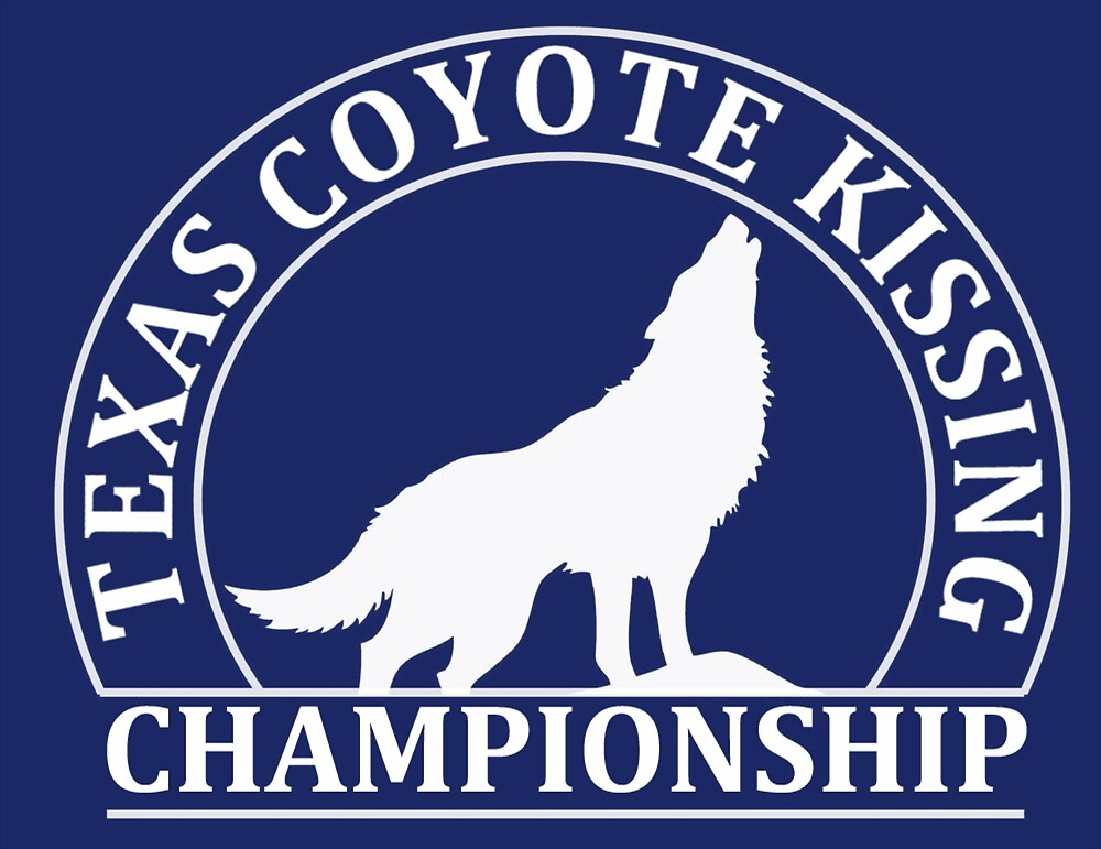KISS YOUR COYOTE by foxmusk