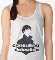 Consulting Detective Women's Tank Top