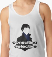 Consulting Detective Tank Top