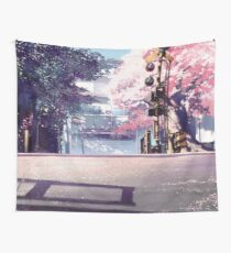 Anime Scenery 1 Wall Tapestry