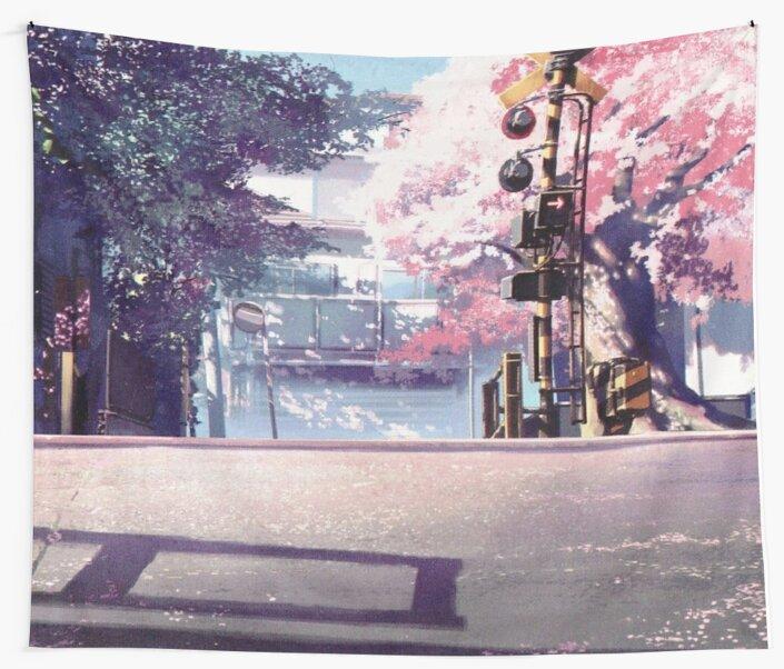 Anime Scenery 1 by layar5
