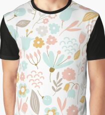Flowers playful Graphic T-Shirt