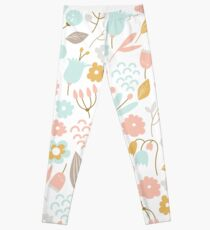 Flowers playful Leggings