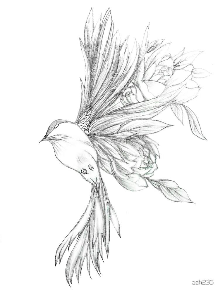 Bird Sketch by ash235