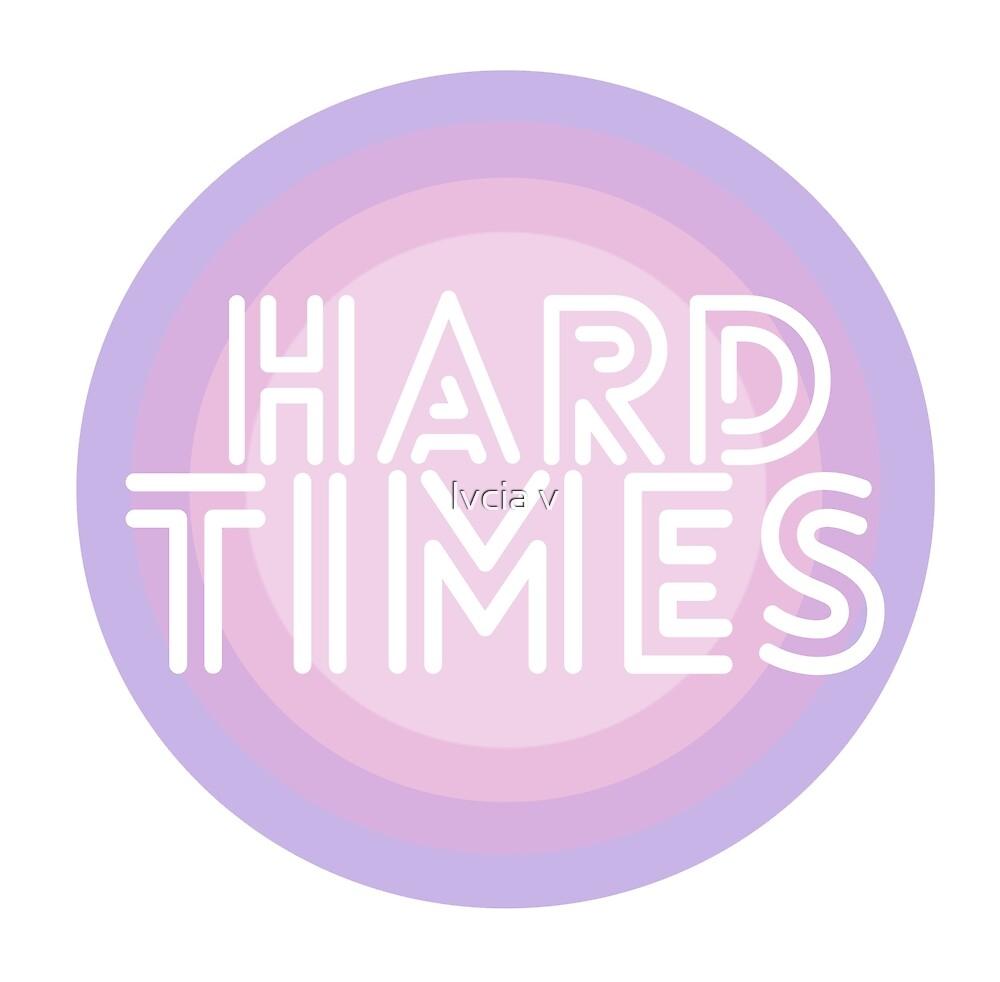 Paramore Hard Times by lvcia v