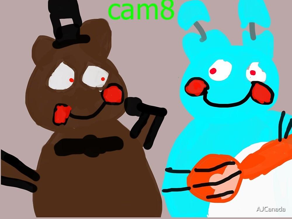 Bonnie and Freddy by AJCanada