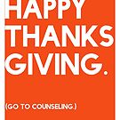 Thanksgiving (GTC) Greeting Card by Robert Vore