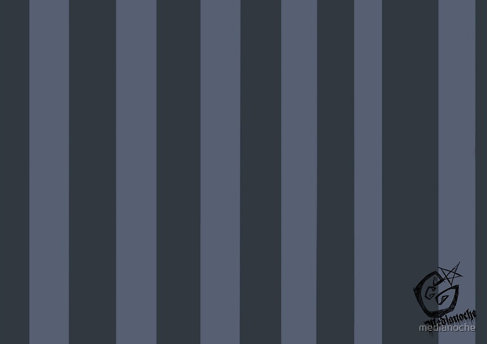 Pattern with stripes by medianoche