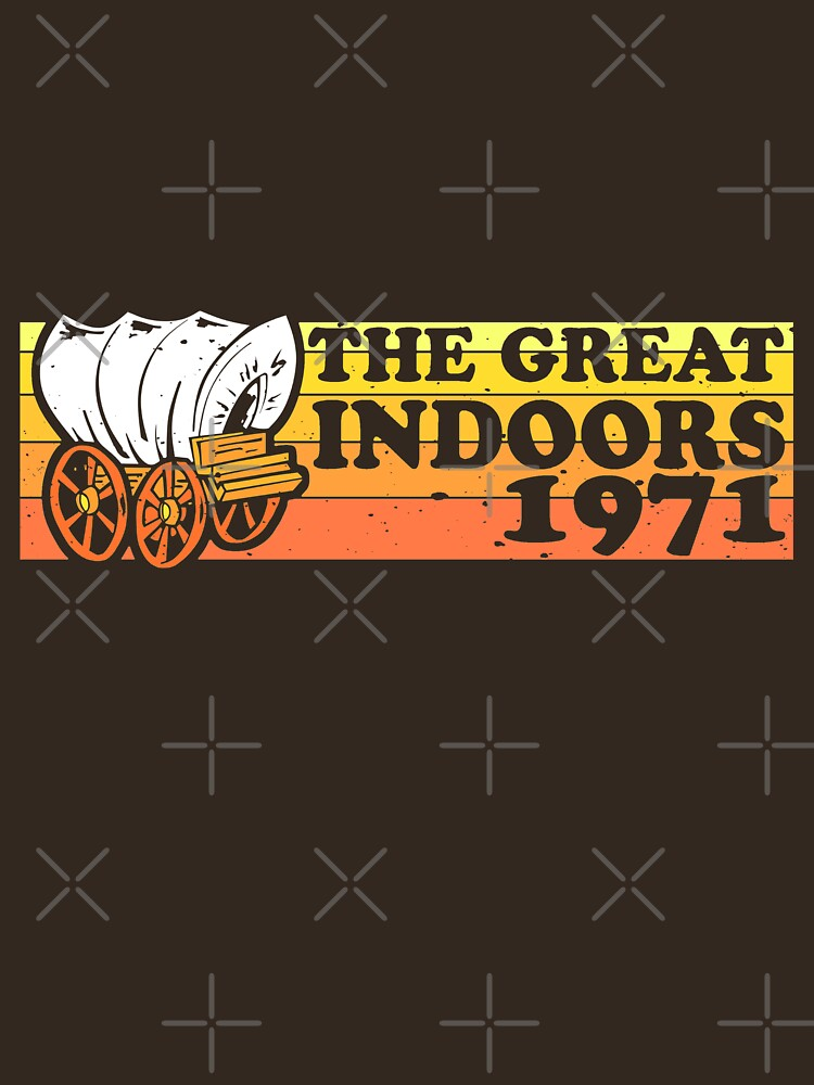 The Great Indoors 1971 Color by AngryMongo