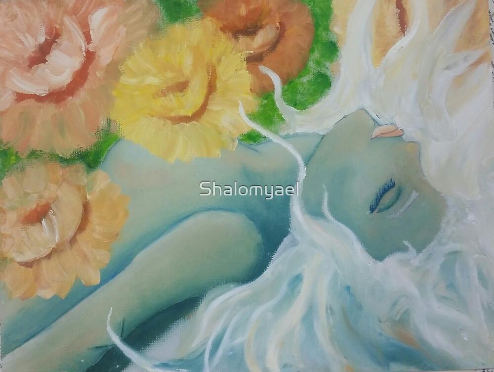 Death By Flowers by Shalomyael