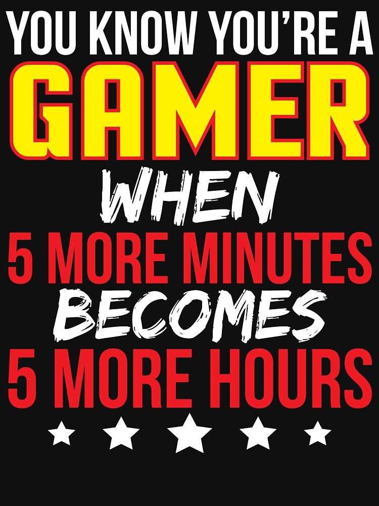 Cool Video Game Addict Gamer T-shirt  by zcecmza