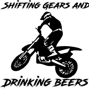 Shifting Gears and Drinking Beers by alydcci