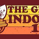 «El gran interior 1971 color pegatina» de AngryMongo